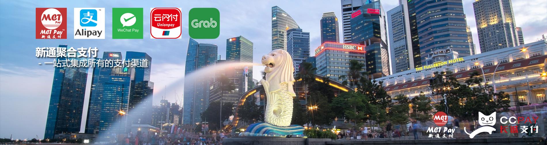 新通支付-新加坡领先的聚合支付平台