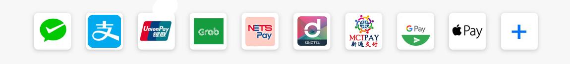 Payment Logo List