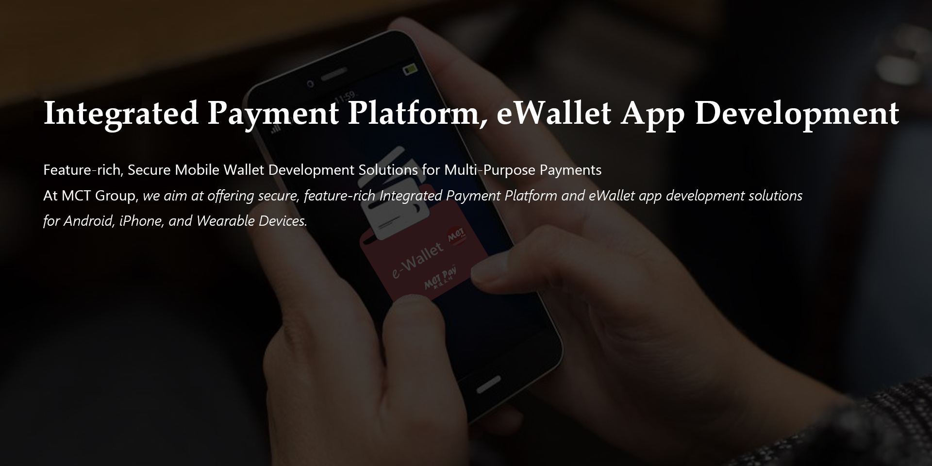 Payment gateway development